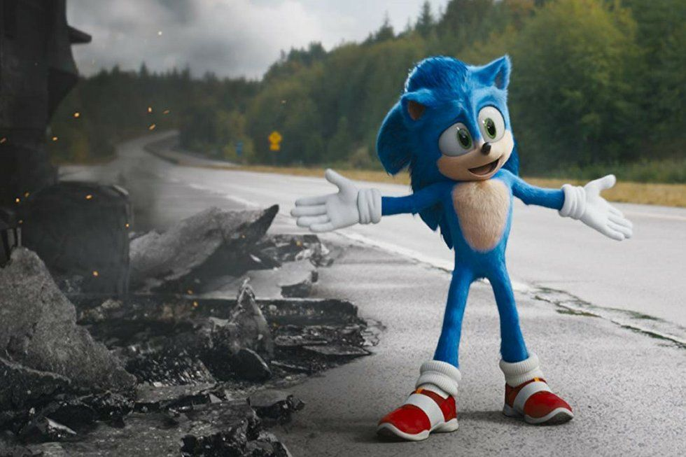 Review Sonic The Hedgehog Is Surprisingly Enjoyable Now Magazine In 2020 Hedgehog Movie Great Movies Sonic The Hedgehog