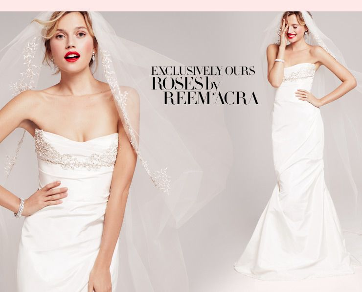 Nordstrom.com - Bridal Lookbook  Wedding Gowns ...