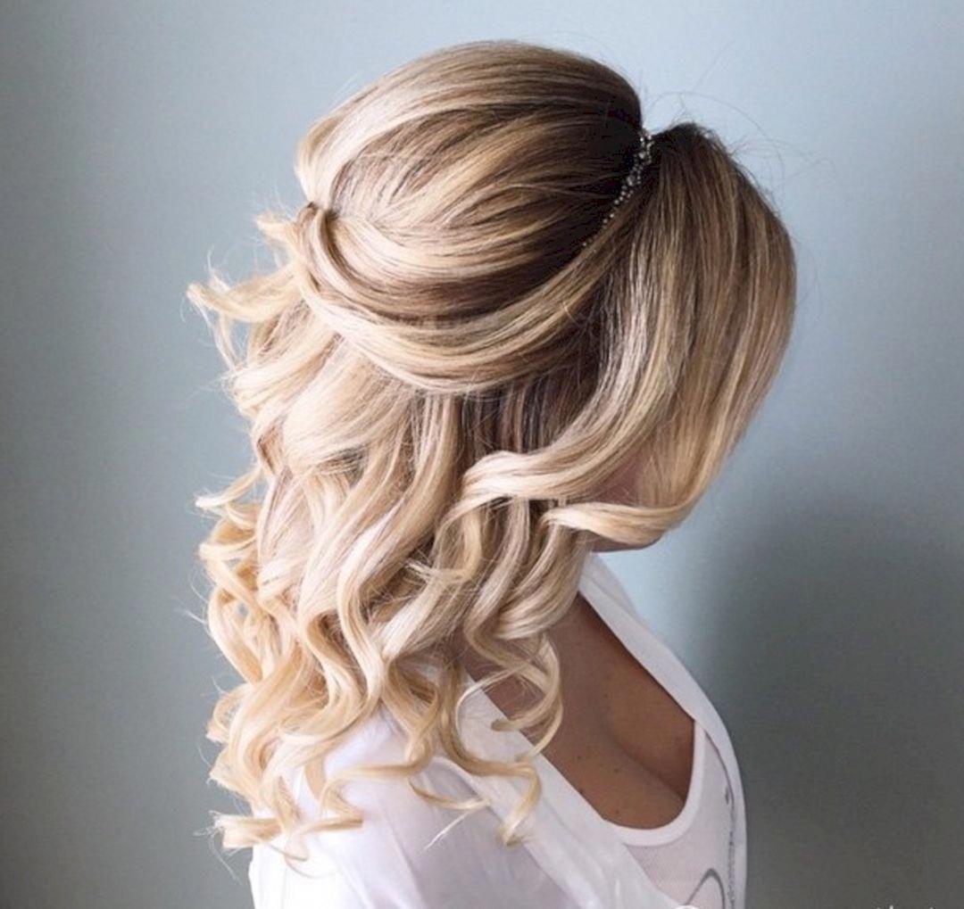 Wedding Guest Dresses Grey Wedding Crashers Reddit Weddinginvitations Bridal Hair Half Up Hair Styles Half Up Hair