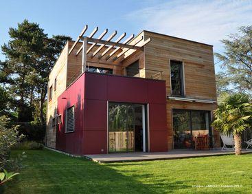 Extension et surélévation d'une maison d'habitation | Maison container, Extension maison, Maison ...