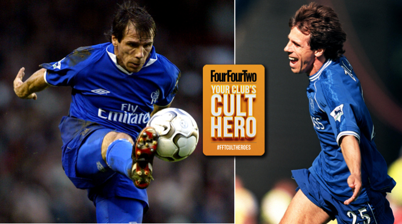 GIANFRANCO ZOLA's 11 Most Magical Chelsea Moments