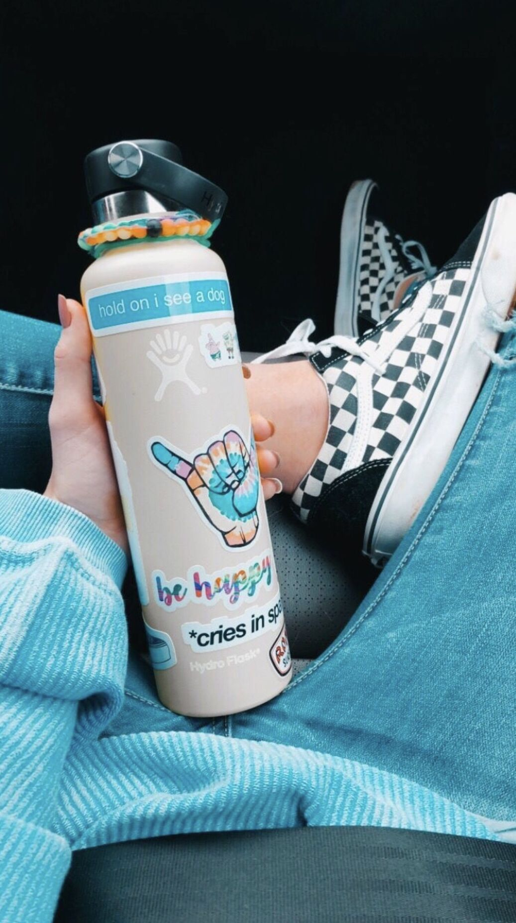 Redbubble Hydro Flask Aesthetic Stickers