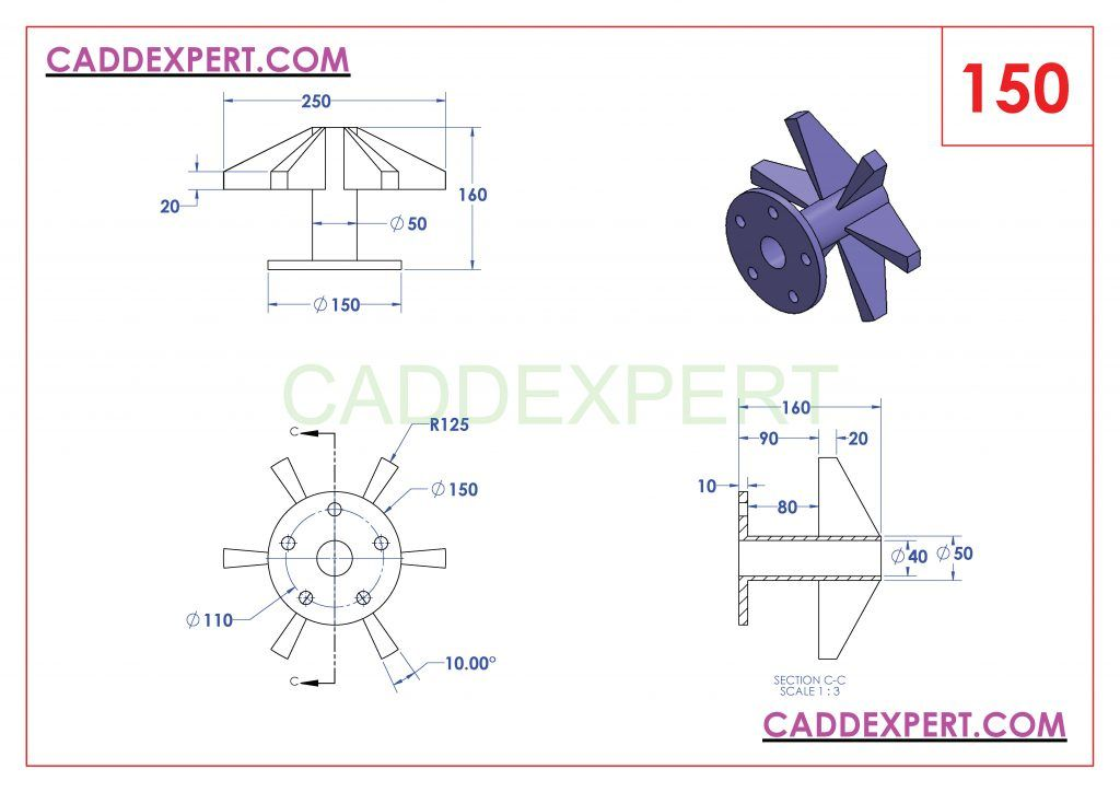 Solidworks Catia Nx Autocad 3d Drawings Practice Books 100 Pdf 150 Technical Design In 2020 3d Drawings Mechanical Engineering Design Autocad Tutorial