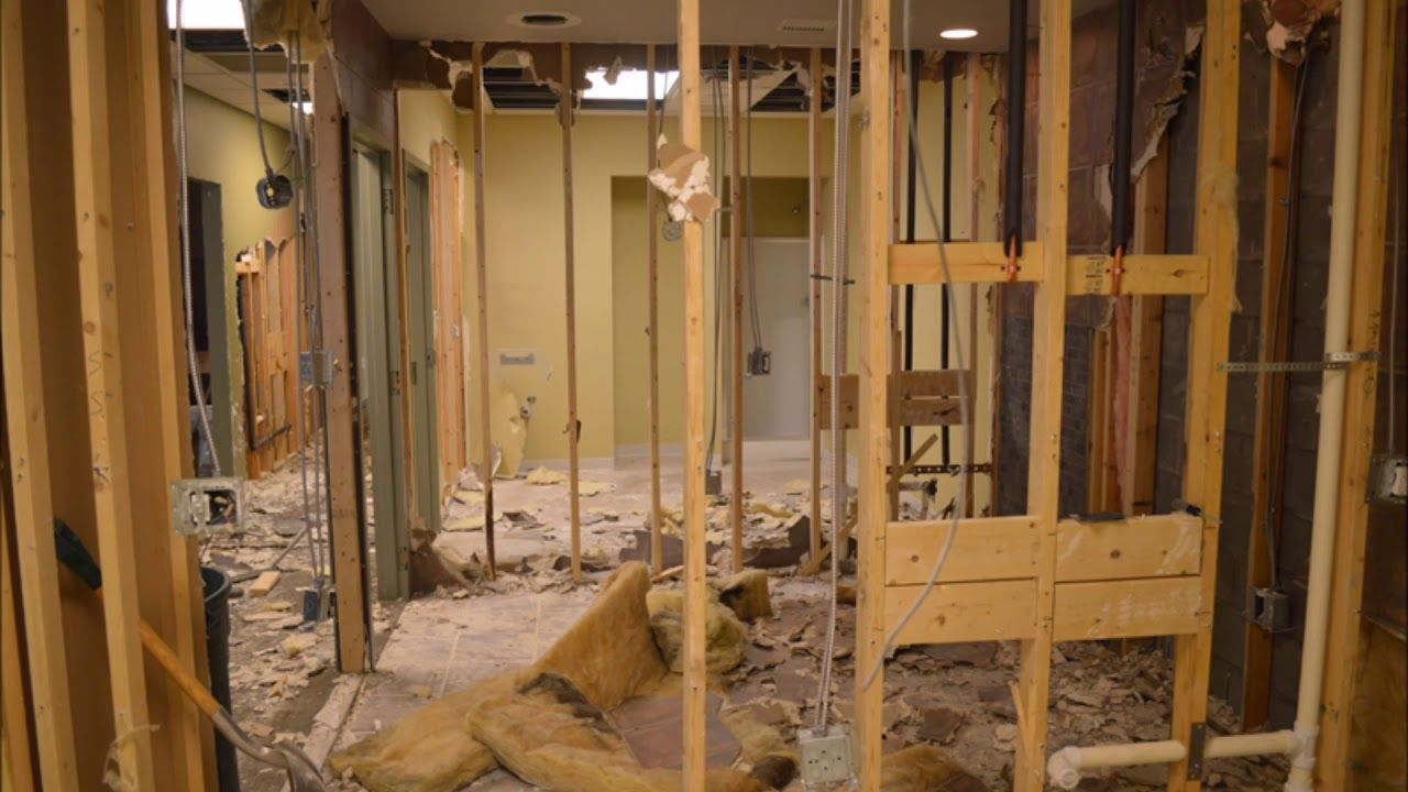 Residential Interior Demolition And Junk Removal Services Bellevue Ne Junk Removal Service Junk Removal Residential Interior