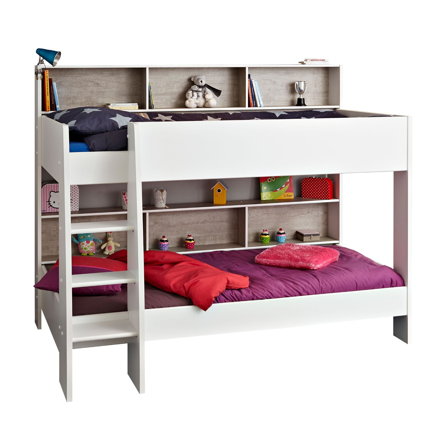 Modern loft bed ideas  Parisot Taylor Bunk Bed FREE DELIVERY Next Day  Select Day up to