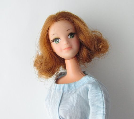 1970's Unmarked Fashion Doll