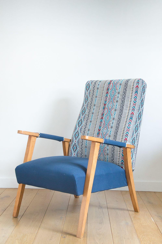Fauteuil Scandinave Esprit Azteque Furnitures Pinterest - Chauffeuse scandinave