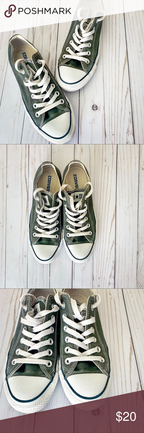 Converse Chuck Taylor All StarOlive Green | Olive green