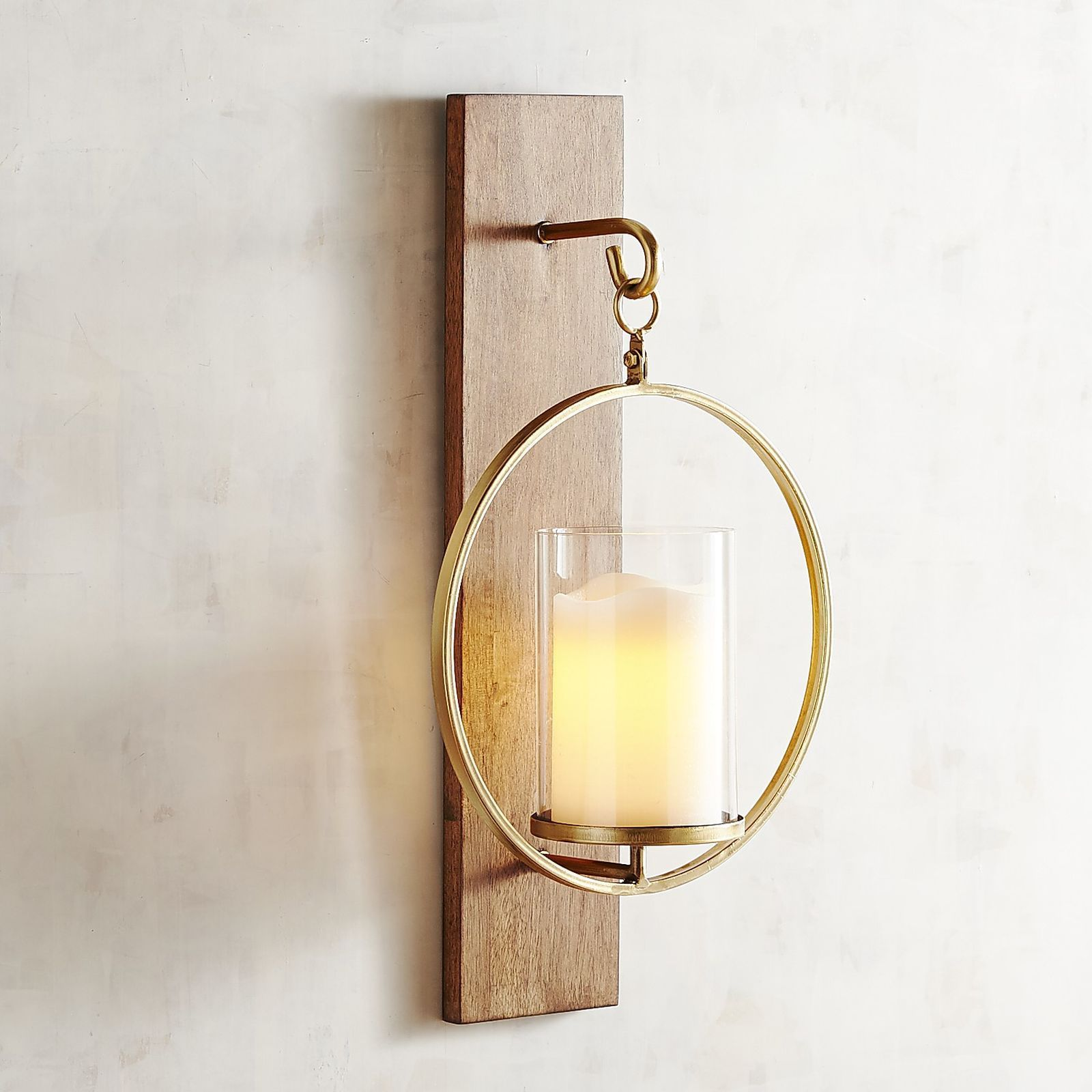 11 Candle Sconces That Create The Coziest Atmosphere Ever Wall Candle Holders Wall Mounted Candle Holders Candle Wall Sconces