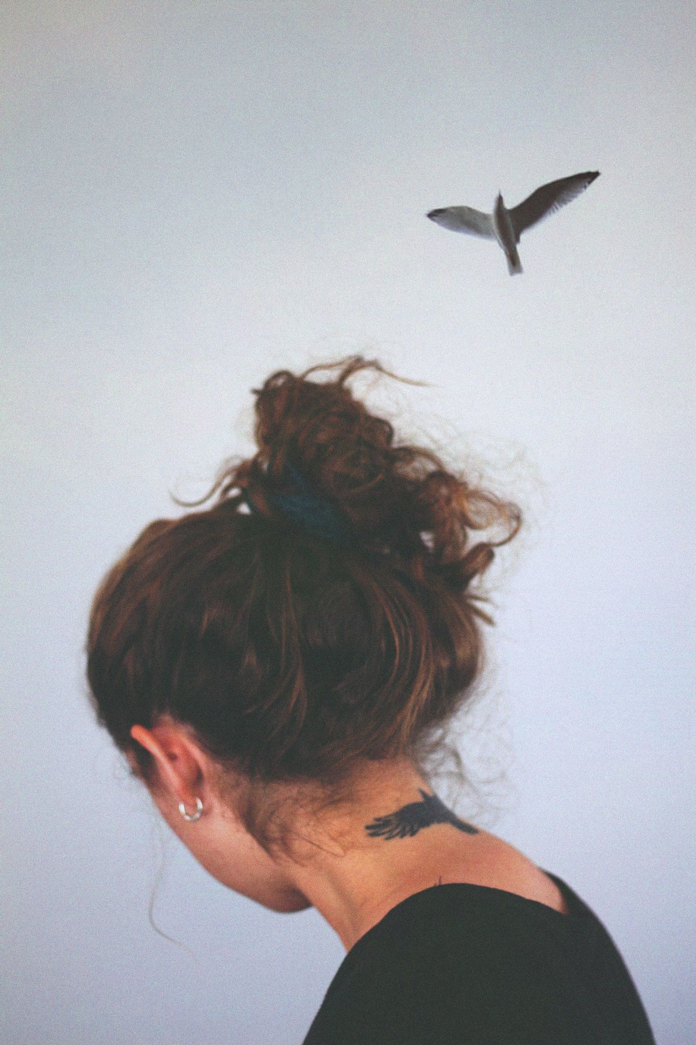 Bird neck tattoo kim bourque is sharing some inspiration on youpic