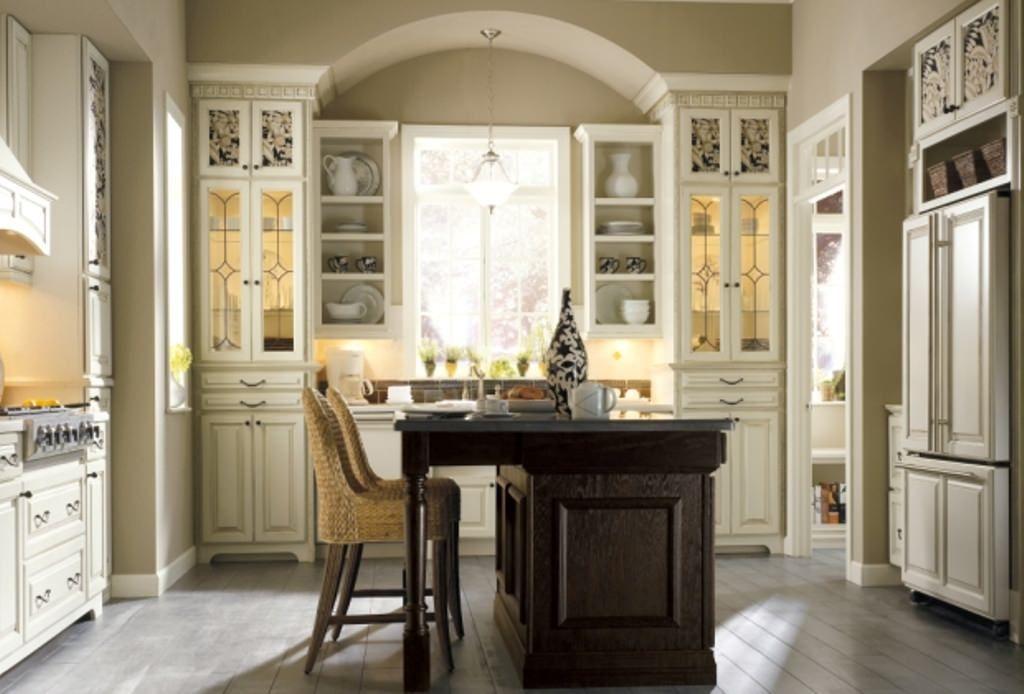 the wonderful thomasville kitchen cabinets - kitchen