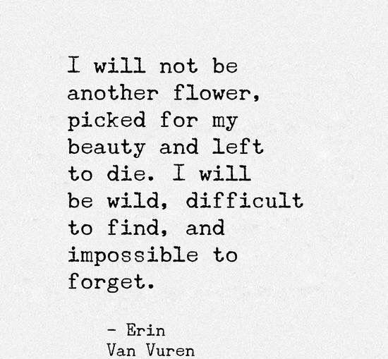 I wil...