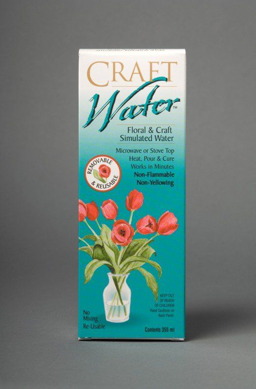How to use acrylic water in your silk flower arrangements silk how to use acrylic water in your silk flower arrangements mightylinksfo Gallery