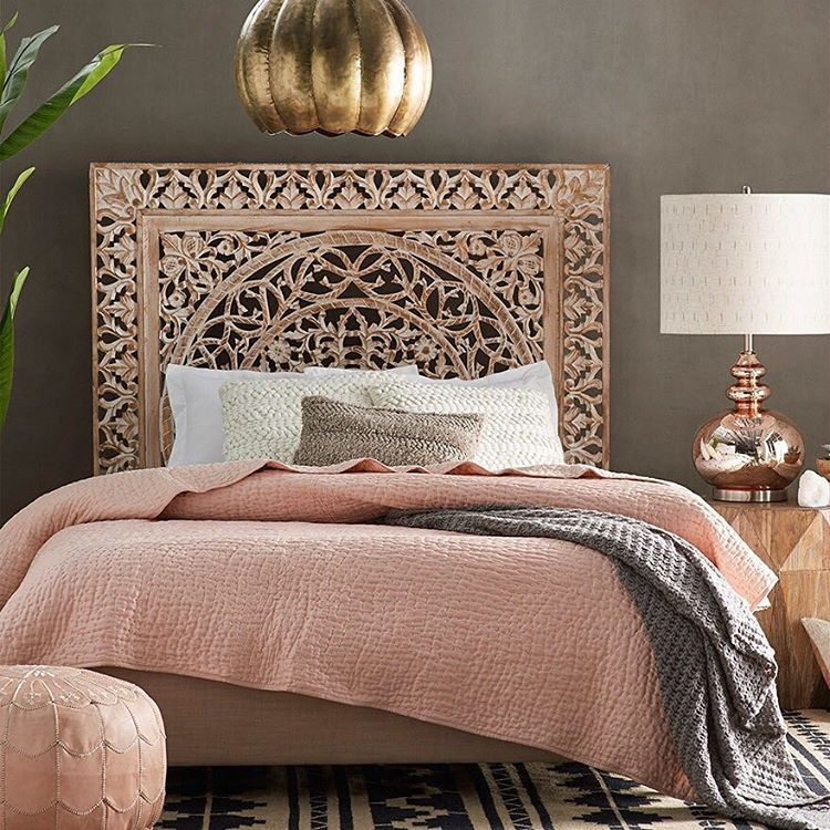 Pink Bedroom Ideas That Can Be Pretty And Peaceful Or: Joss & Main (@jossandmain) On