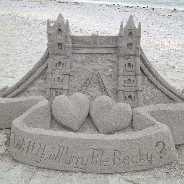 Casa Ybel Resort Beach Wedding Proposal Casa Ybel Weddings