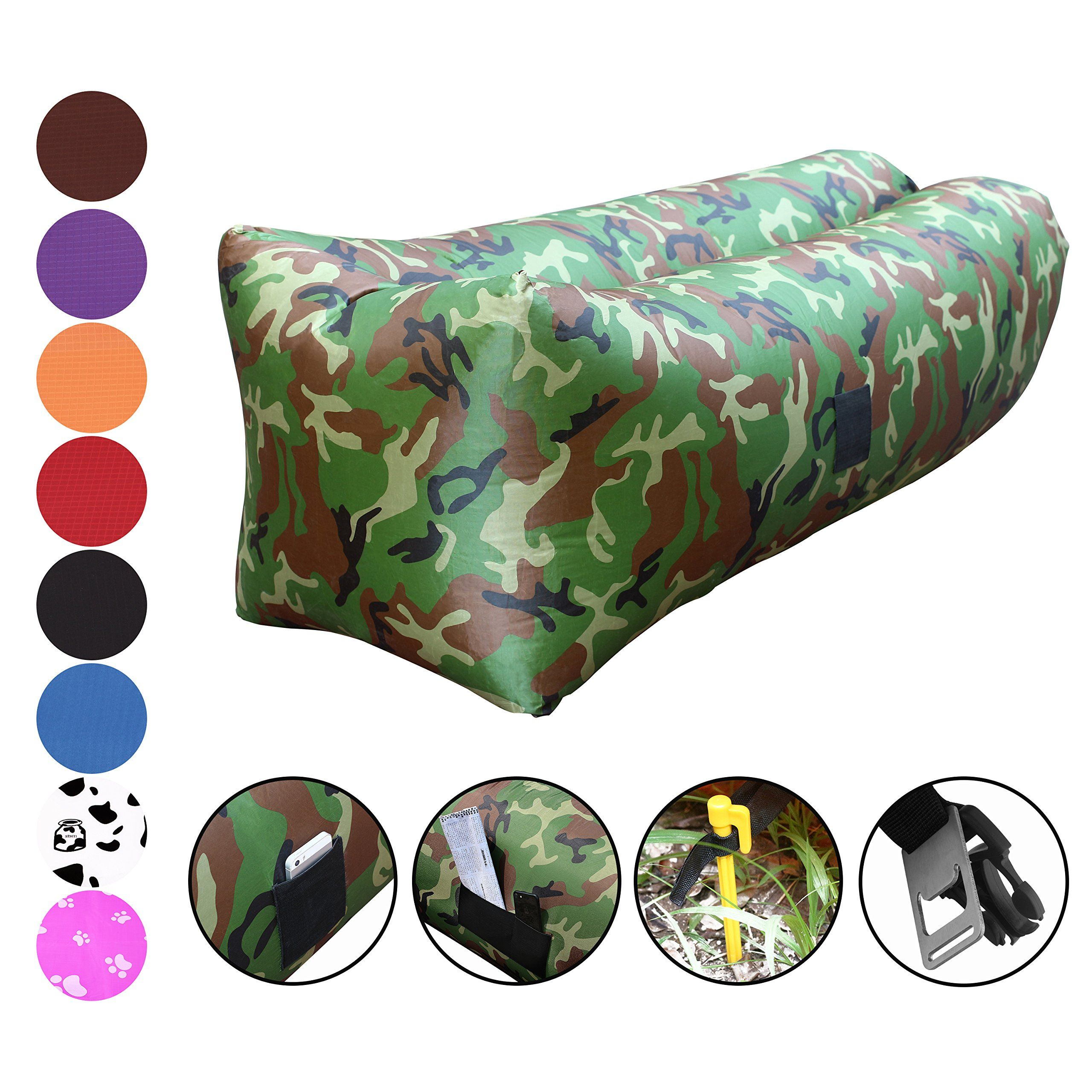 Outstanding Inflatable Couch By Vitchelo Giant Bean Bag Chairs For Kids Theyellowbook Wood Chair Design Ideas Theyellowbookinfo