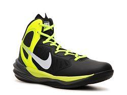 new style 7e814 068c1 Nike Dual Fusion Prime Hype DF Basketball Shoe - Mens