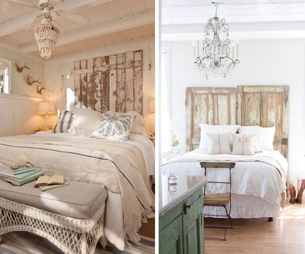 Camera shabby chic | Dreamy European-Style Country Guest Rooms ...