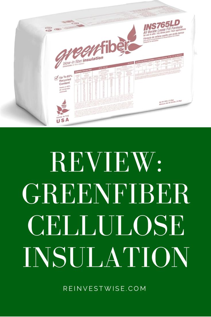 Green Fiber Cellulose Insulation : green, fiber, cellulose, insulation, PRODUCT, REVIEW:, GreenFiber, Cellulose, Insulation, Insulation,