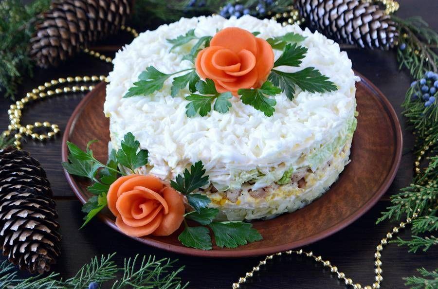 оценив картинки салаты с днем рождения с рецептами и фото день еврейской