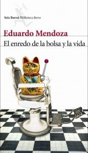 El nou llibre de l'Eduardo Mendoza