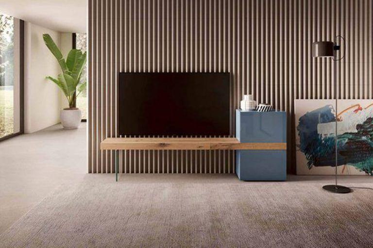 Photo of Soggiorno, come decorare la parete della televisione – Giulia Grillo Architect …