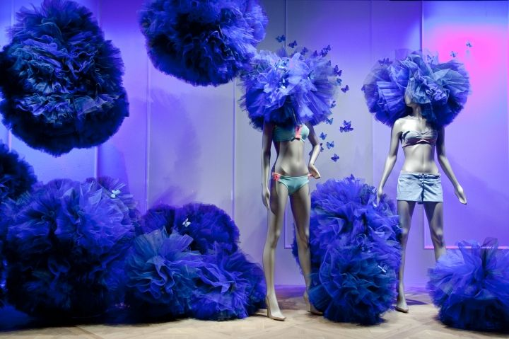 WindowsWear   Galeries Lafayette, Paris, May 2013