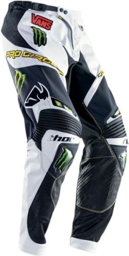Thor Motocross Core Pro Circuit MX Pants - 2014 Pro Circuit's Official Gear