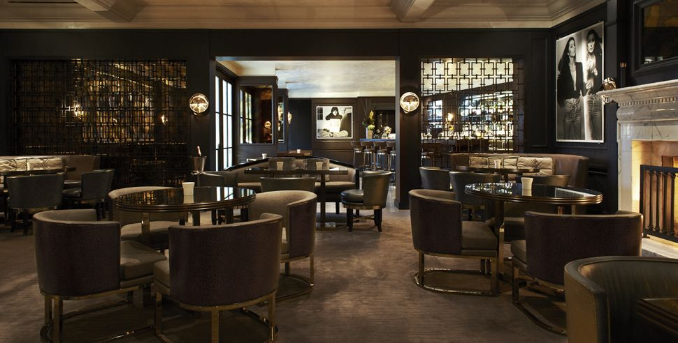 The Bar & Lounge | Hotel Bel Air - LA