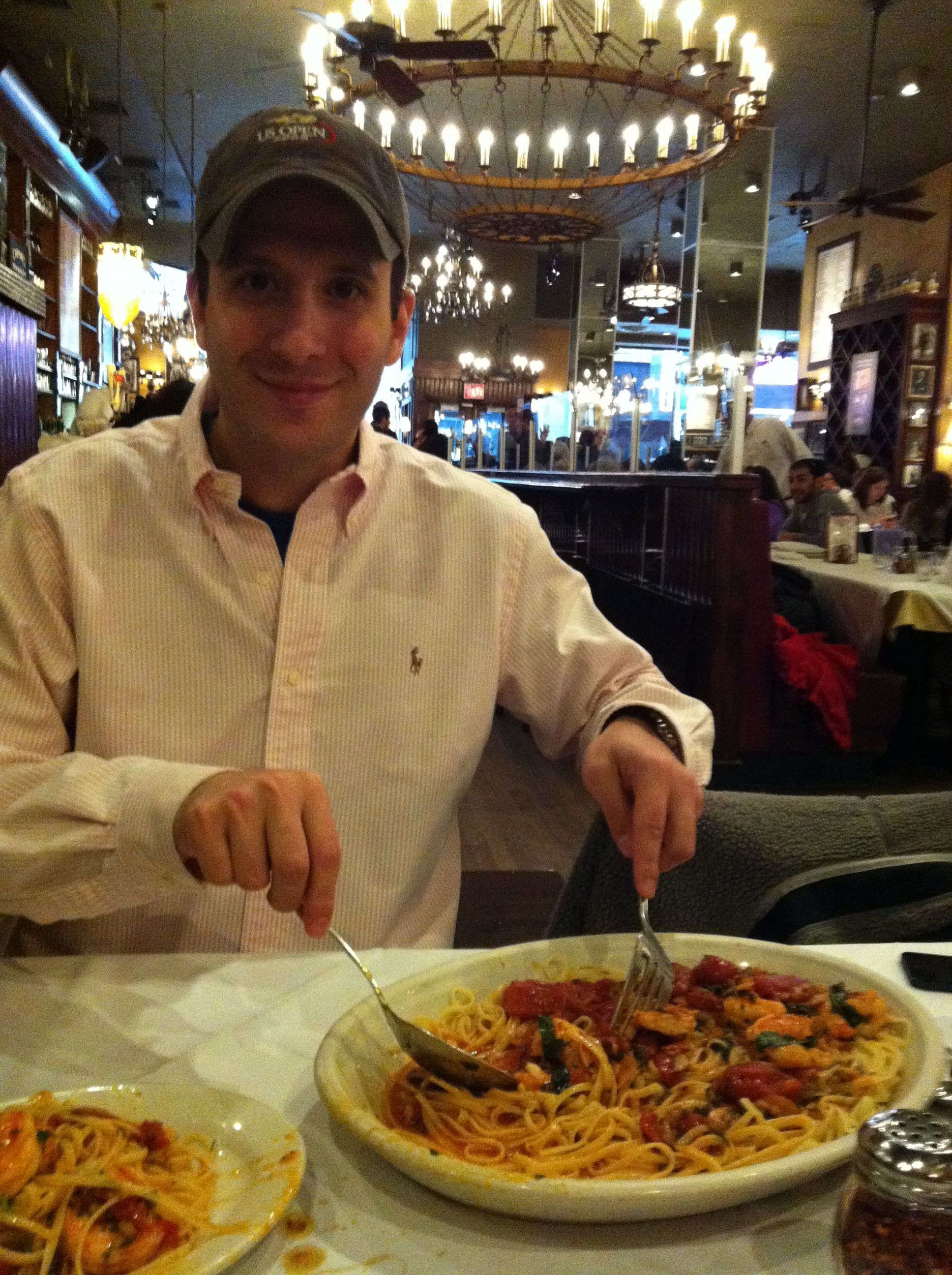 Carmine S Times Square Italian 200 W 44th St New York 212 221 3800