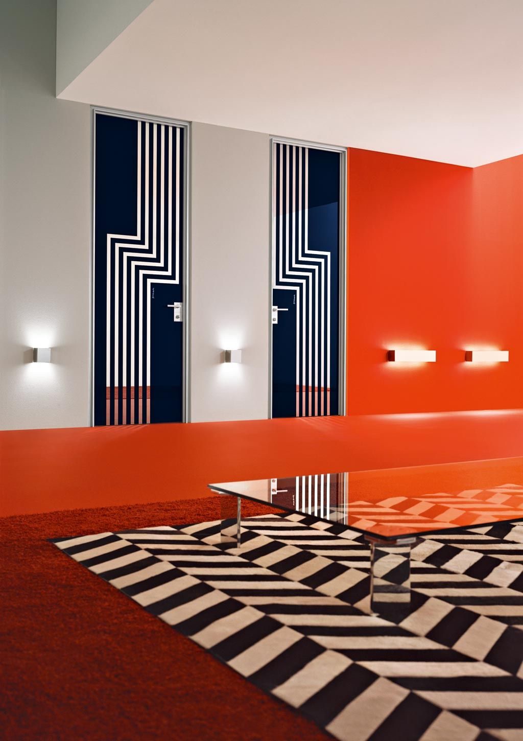Alessandro mendini is one of the most important figures of for Neo art deco interior design