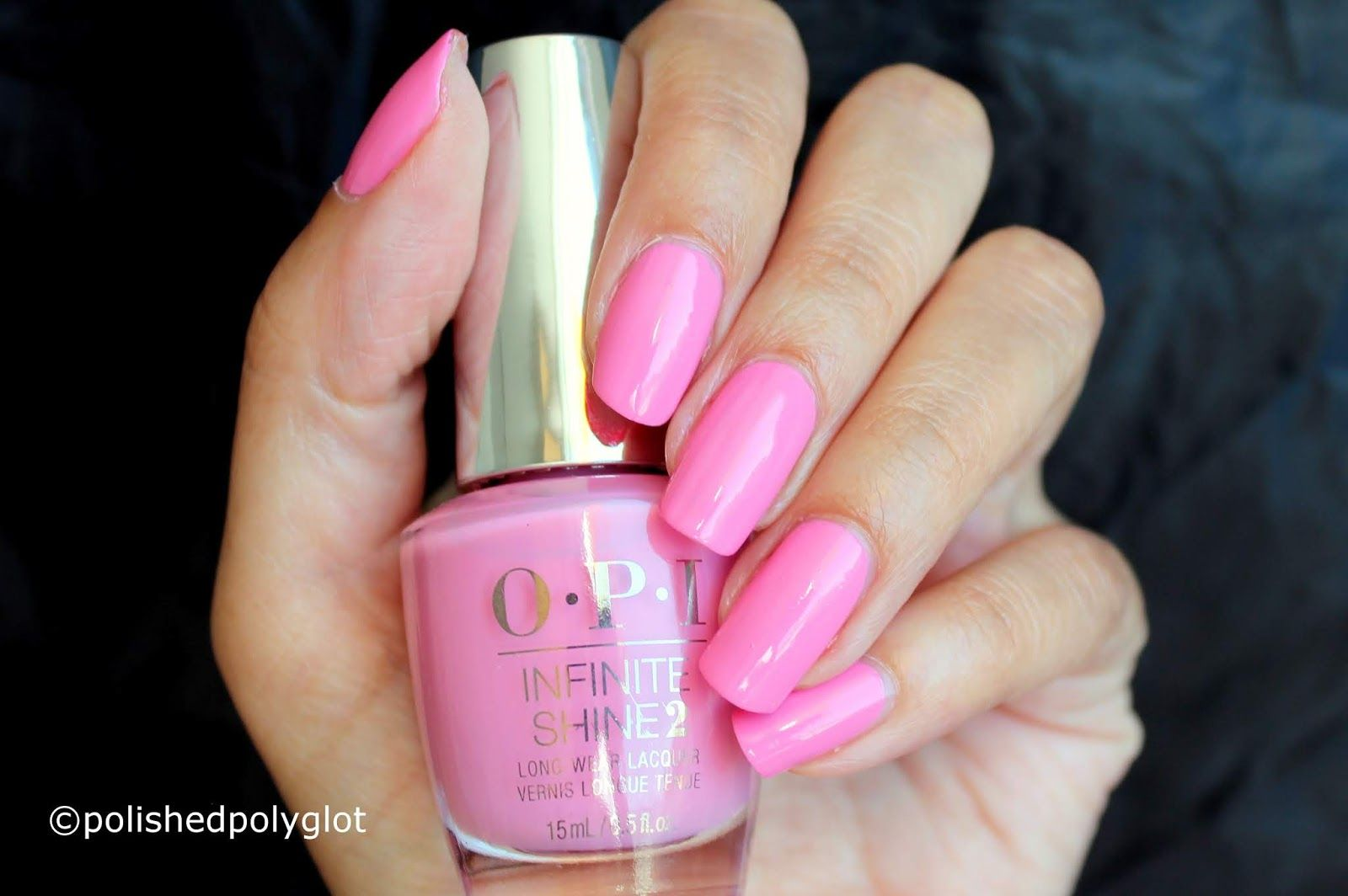 Opi Infinite Shine You Can Count On It Nail Polish Peru Collection By Opi For Fall Winter 2018 Swatches And Review Nail Polish Nails Polish