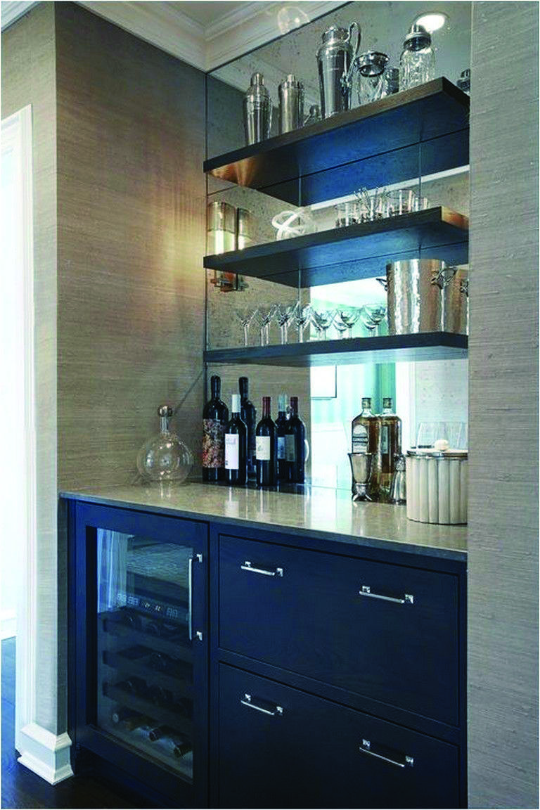 Do It Yourself Mini Nights Clubs To Jumble Your Residence Style Homes Tre Modern Home Bar Home Bar Decor Home Bar Designs