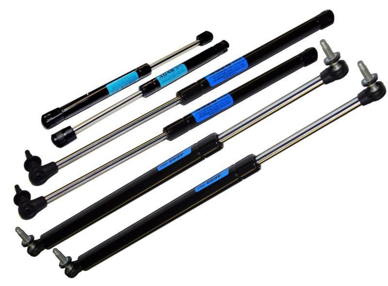 Hatch, Hood & Glass Lift Support Prop Rod Set Grand