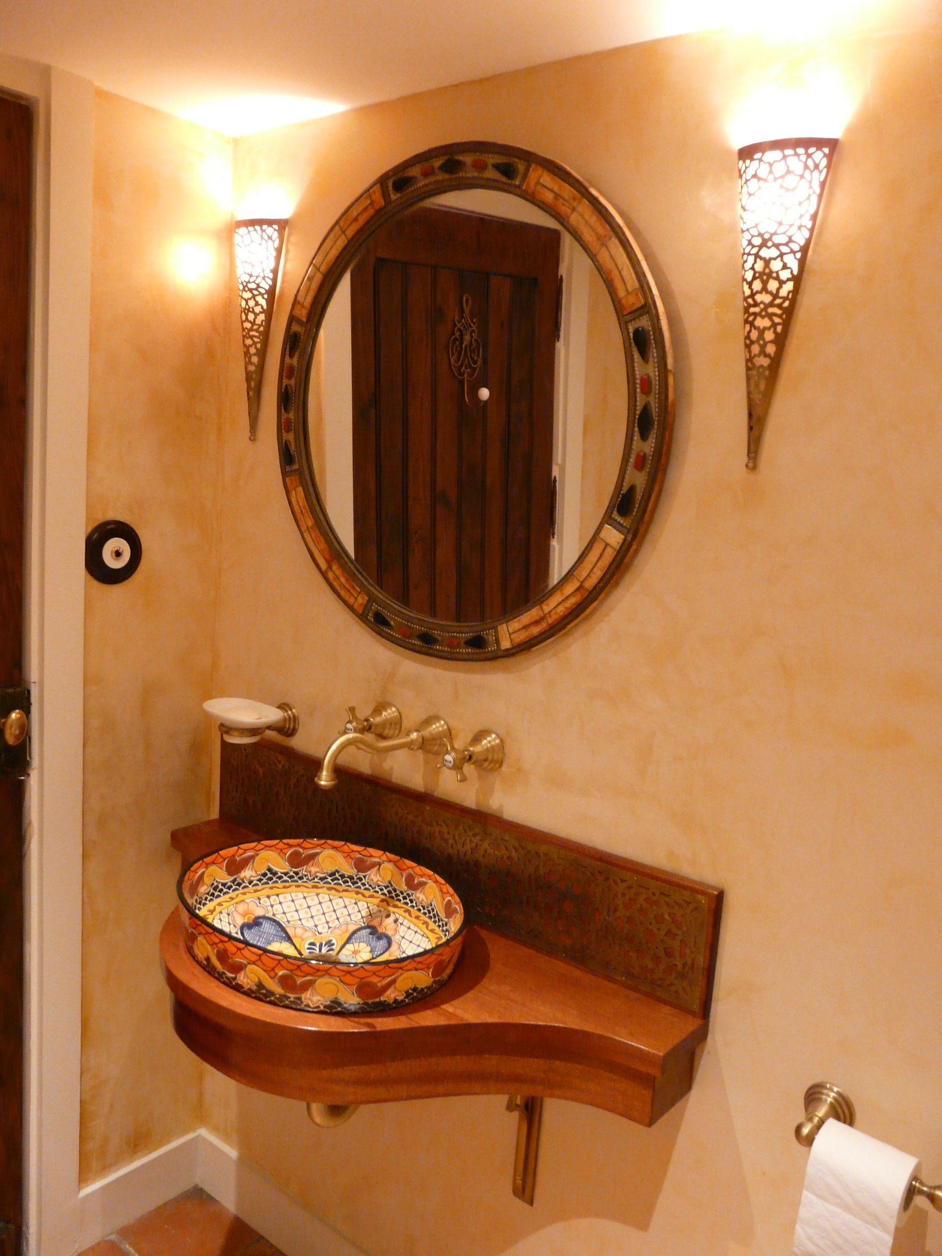 Uberlegen Mexikanische Waschbecken. Interesante Ideen Für Ein Modernes Bad. #Haus # Badezimmer #design