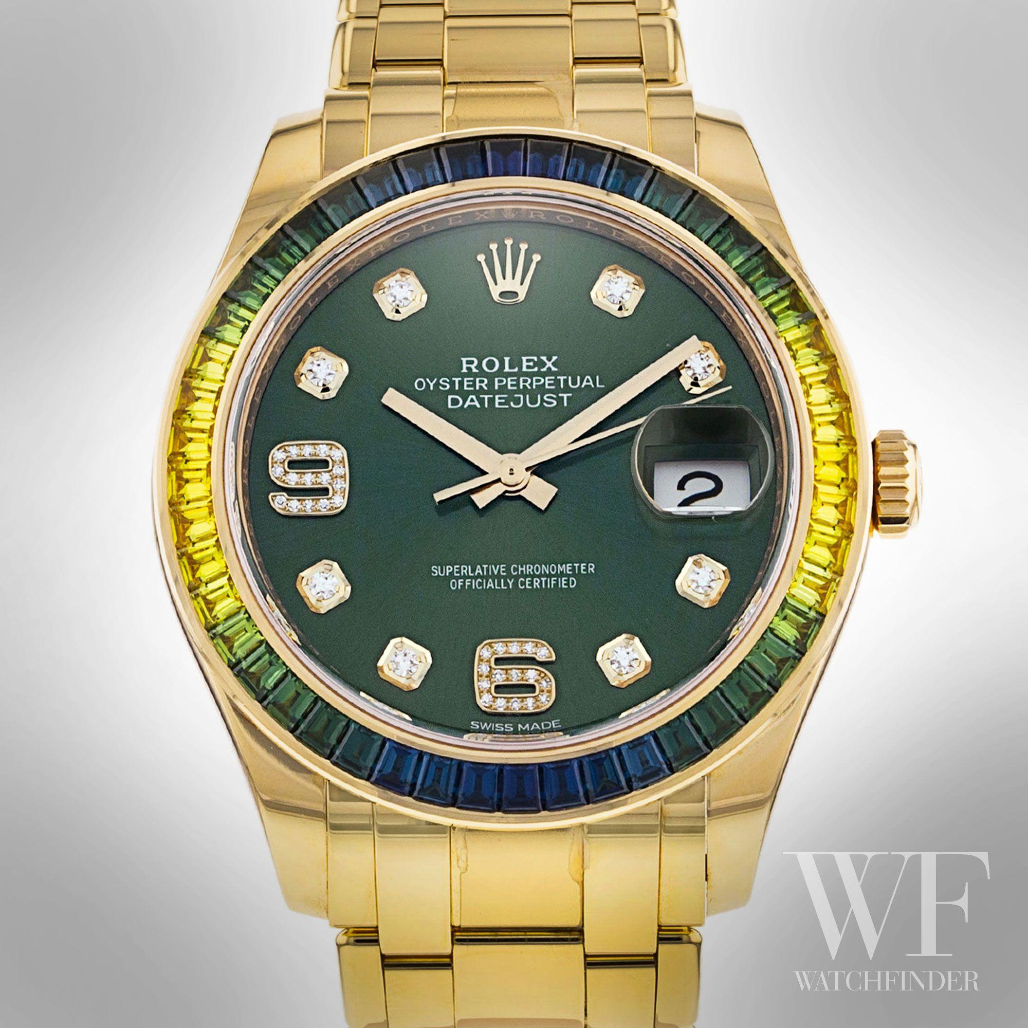 Rolex Pearlmaster 86348sablv Uhr Uhren Montres Montre Watch