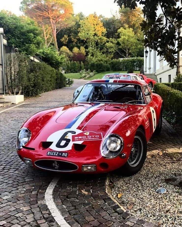 1962 Ferrari 250 Gto Scaglietti Berlinetta Lhd 2 Fender Vents