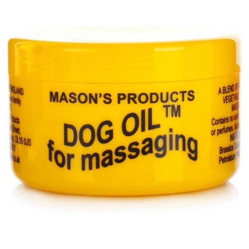 Masons Dog Oil Great For Aching Joints and Muscles