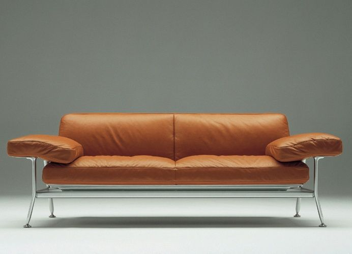 Poltrona Frau Dionisio.The Orione Sofa From Italian Manufacturer Poltrona Frau The