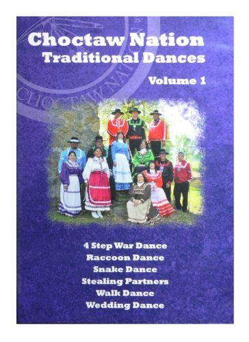 DVD Choctaw Nation Traditional Dances- Volume 1  Price : $20.00 http://www.choctawstore.com/Choctaw-Nation-Traditional-Dances--Volume/dp/B00BZ8ZO6Q