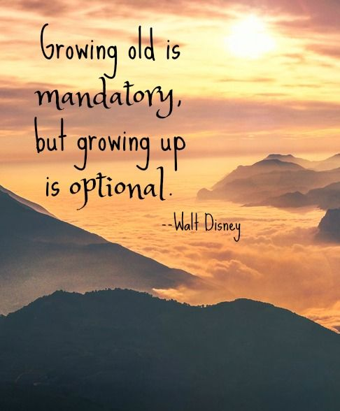 Mindful Monday: Young At Heart
