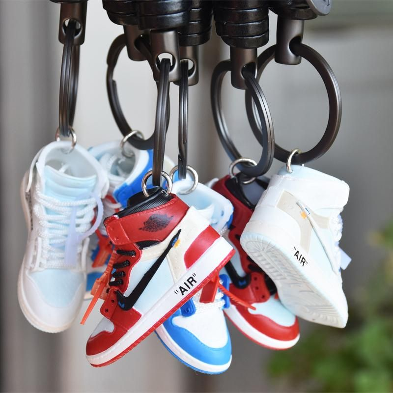 porte clef nike chaussure