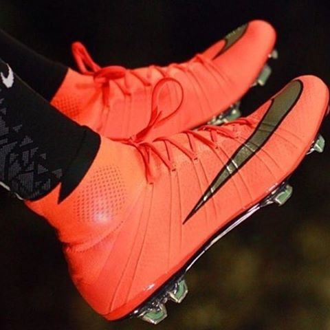 best service b271e 69530 Nike Mercurial Superfly bright mango cr7 mercurial mercurialsuperfly