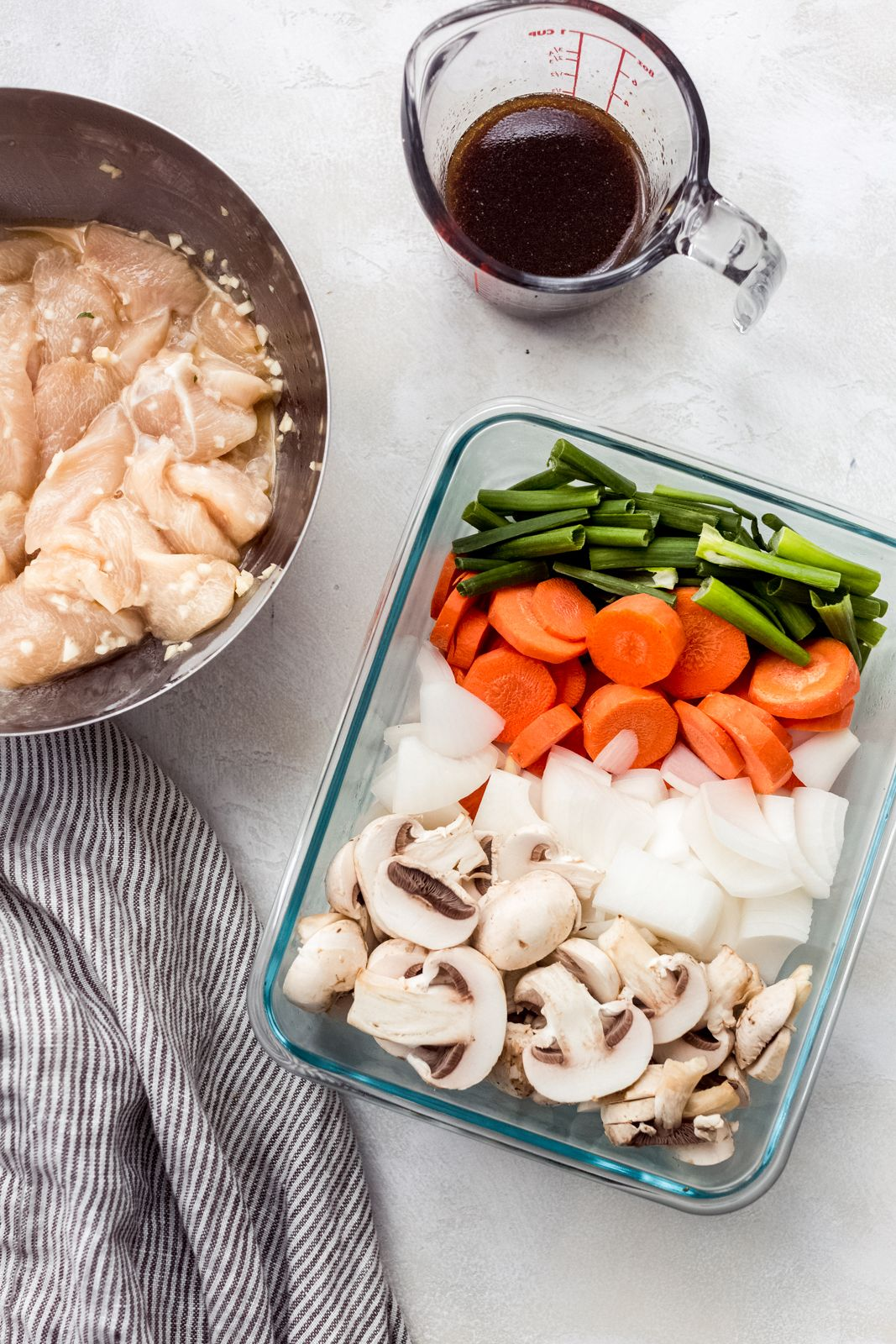 Easy Thai Cashew Chicken Better Than Take Out Recipe