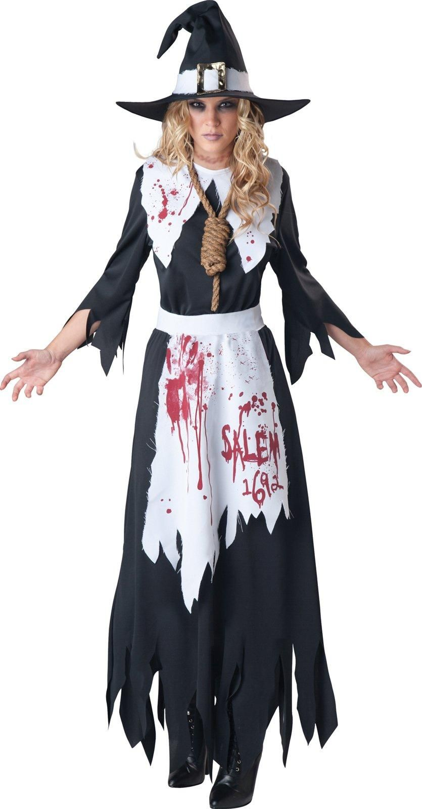 Salem Witch Adult Costume | Witches, Costumes and Holidays halloween