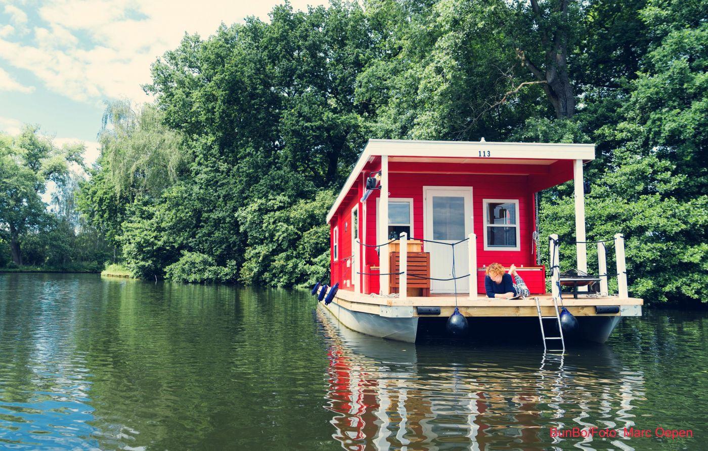 Hausboot mieten havel
