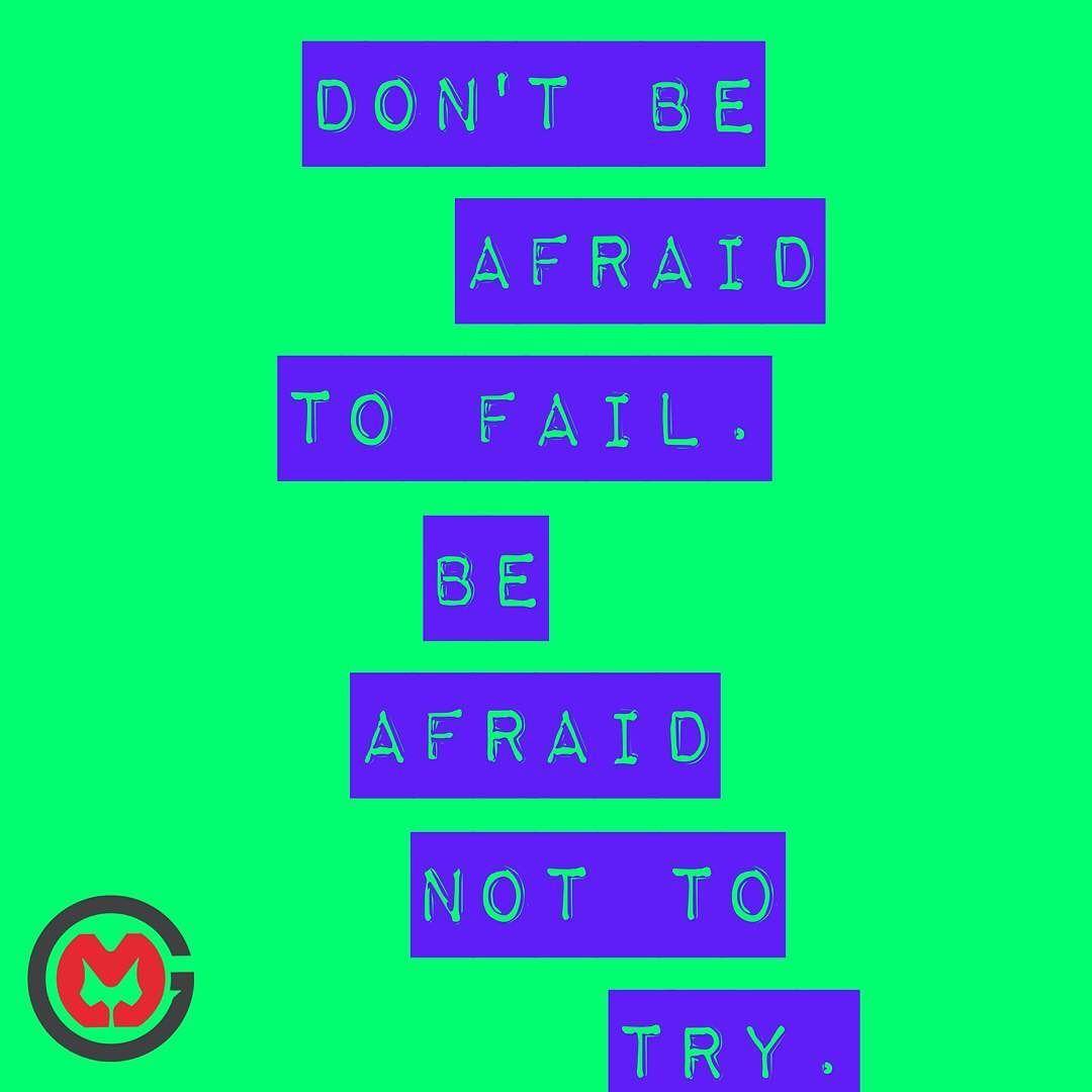Fk fear ..... Bring it on