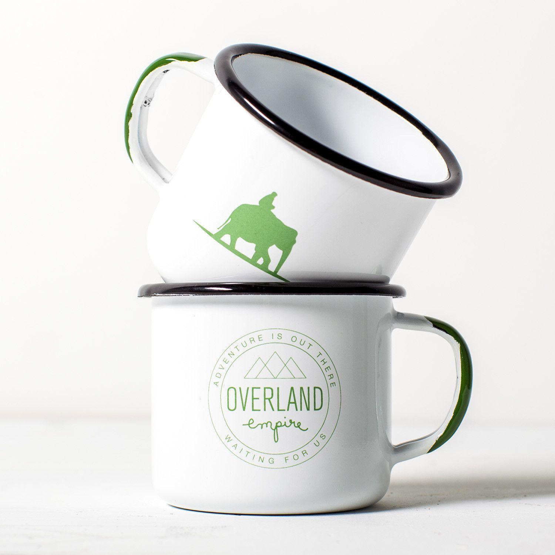 Enamel Mug Mugs, Bulk coffee mugs, Mug printing