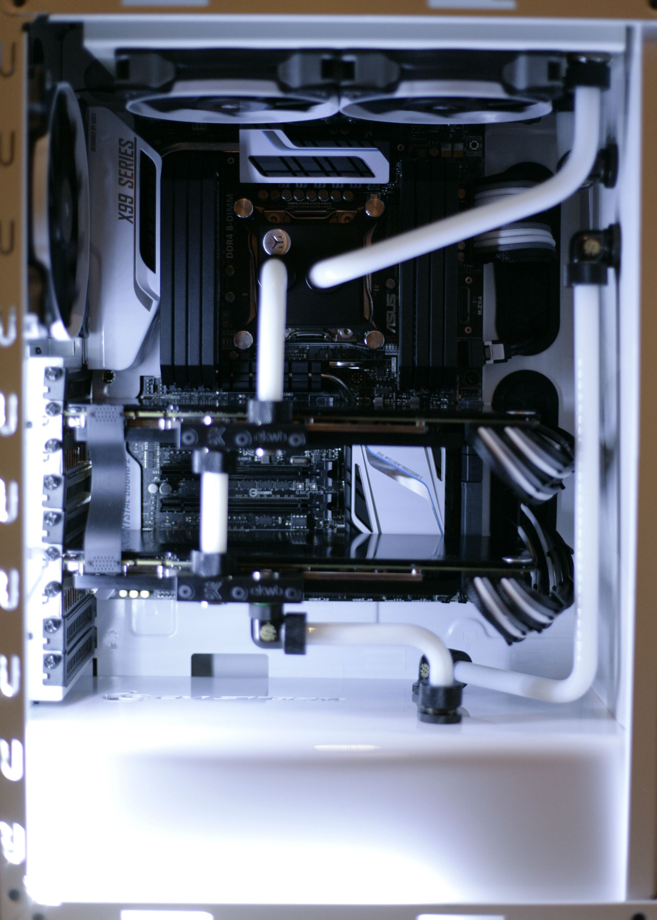 Cm Storm Stryker Watercooled In 2019 Water Cooling