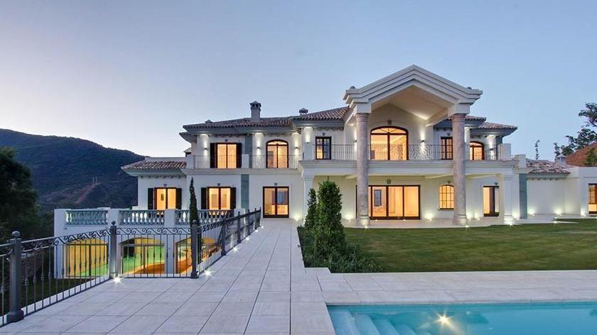 Marbella Luxury Houses   Google Haku